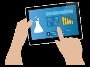 Business Tablet Image